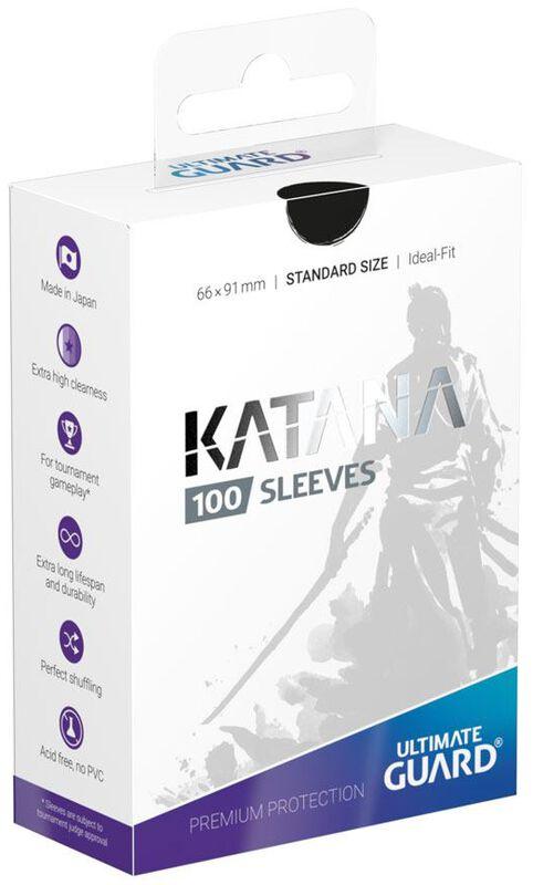 Katana Sleeves - Black