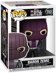 Baron Zemo Vinyl Figure 702