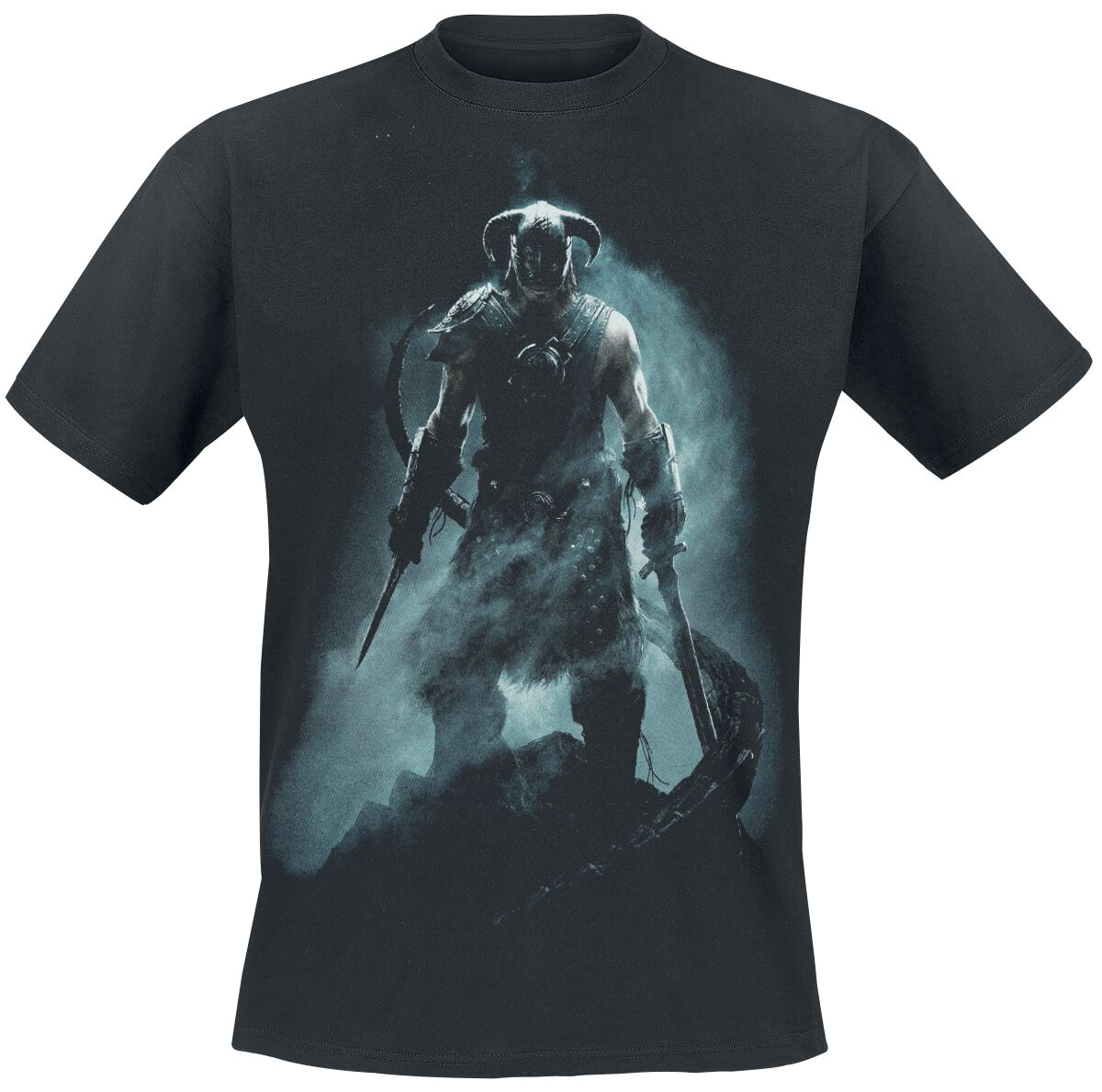8e444f09 V: Skyrim - Dragonborn | The Elder Scrolls T-Shirt | EMP