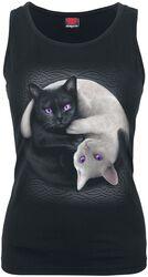 Yin Yang Cats