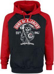 fdf7d494af8 Redwood Original. £32.99. Redwood Original Sons Of Anarchy Hooded sweater