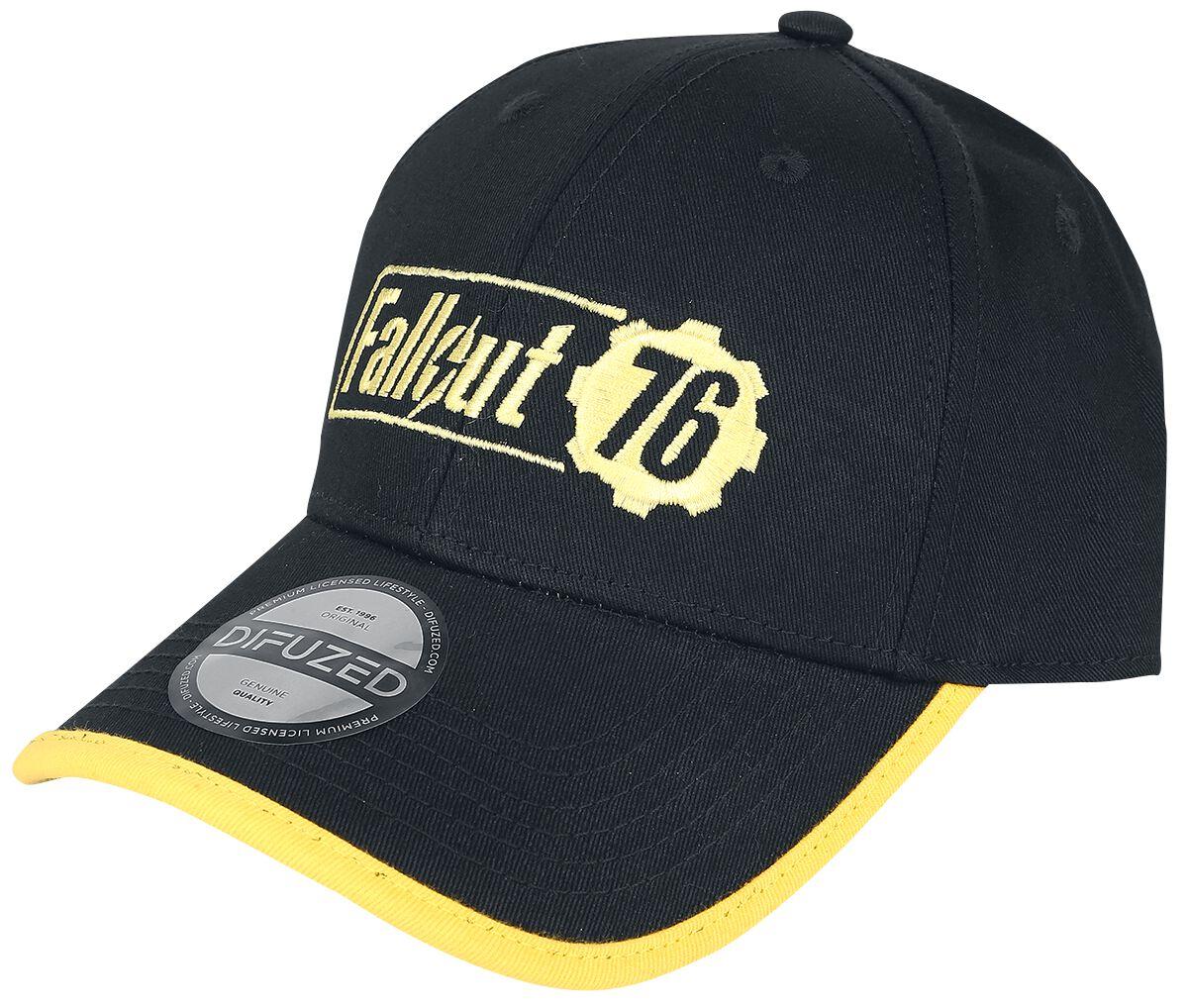 76 - Yellow Logo. Cap. Fallout. -50% f6ac61062dea