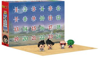 Z - Funko Advent calendar 2020