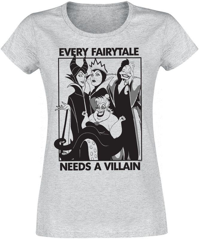 Every Fairytale Needs A Villain