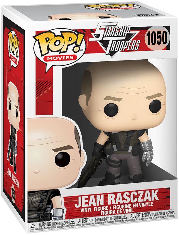 Starship Troopers Jean Rasczak Vinyl Figure 1050