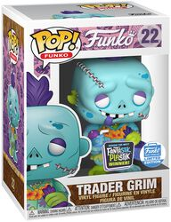 Fantastik Plastik Trader Grim (Funko Shop Europe) Vinyl Figure 22