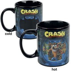Crash - Heat-Change Mug