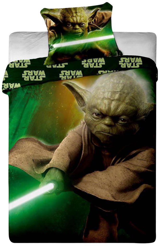 Star Wars Bettwasche Yoda