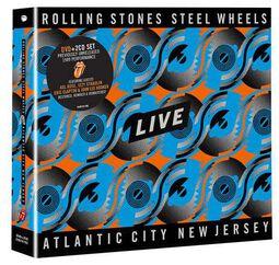 Steel wheels live (Atlantic City,1989)