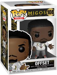 Offset Rocks Vinyl Figur 108