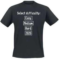 Select Difficulty - 2020