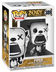 Bendy And The Ink Machine Piper Vinyl Figure 389