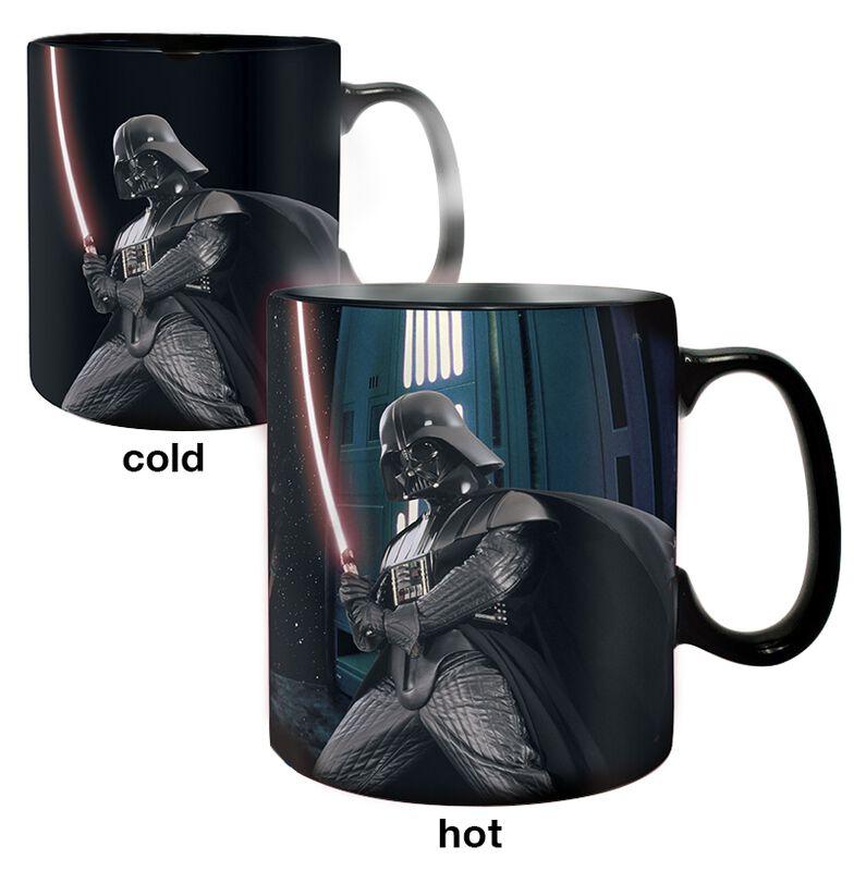 Darth Vader - Heat-Change Mug
