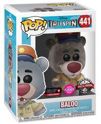 Baloo (Flocked) Vinyl Figure
