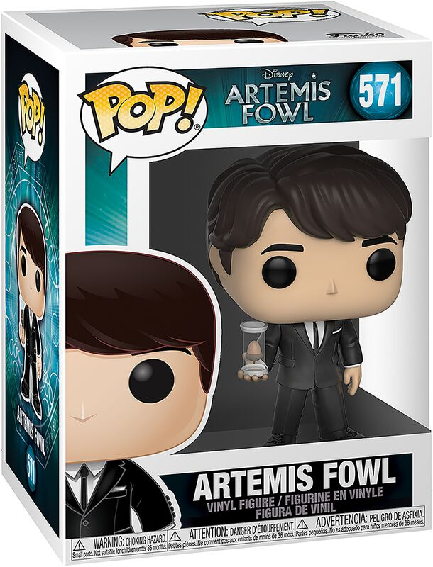 Artemis Fowl (Chase Edition Possible) Vinyl Figure 571
