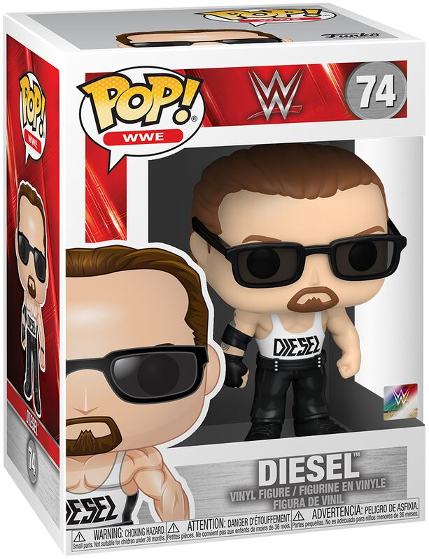 Diesel (Chase Edition possible) Vinyl Figure 74