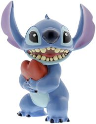 Stitch Heart Figurine