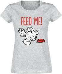 Simon' s Cat Feed Me