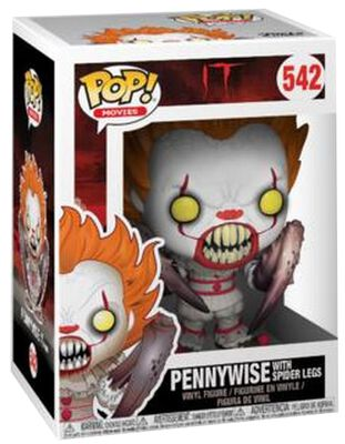 Pennywise with Spider Legs Vinyl Figure 542