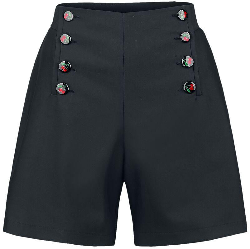 Cherries Short Pants