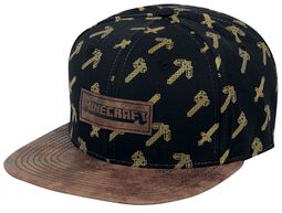 Axe and Sword - Snapback Cap