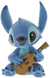 Stitch Guitar Figurine