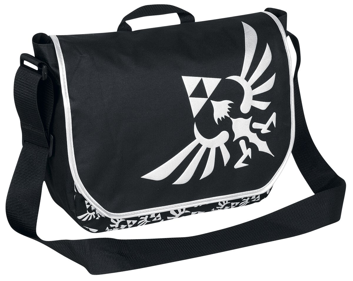 bcbb6644d56 Logo | The Legend Of Zelda Shoulder Bag | EMP