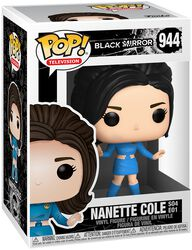 Black Mirror Nanette Cole Vinyl Figure 944
