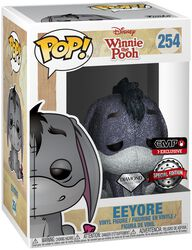 Eeyore (Glitter) (Chase Possible) Vinyl Figure 254