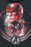 Endgame - Captain America - Logo