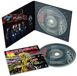 7cd3ad41987878 Iron Maiden Merchandise   Clothing