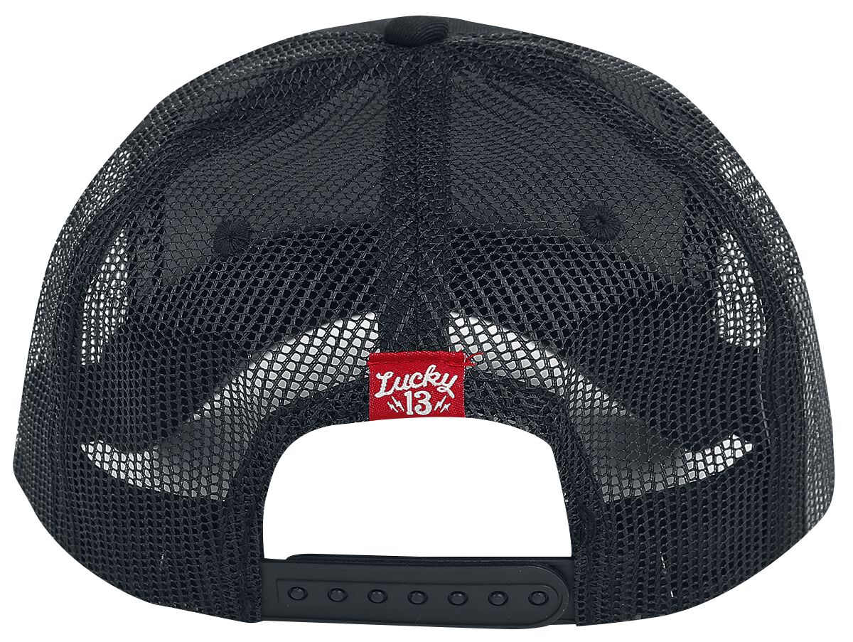 515799301 Fast and Loud Trucker Cap