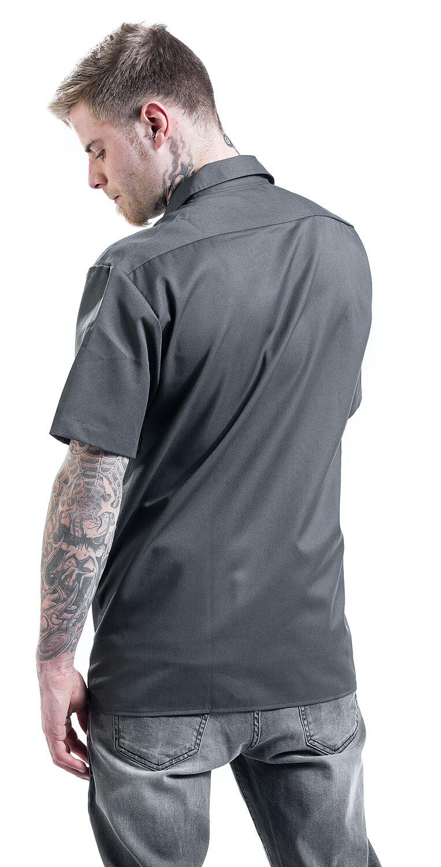 56893e5b0d3 Short Sleeve Work Shirt