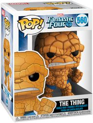 The Thing Vinyl Figure 560