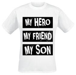 Family & Baby My Hero, My Friend, My Son