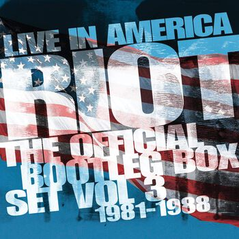 Live in America - Bootleg box Vol.3
