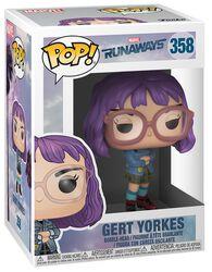 Gert Yorkes Vinyl Figure 358
