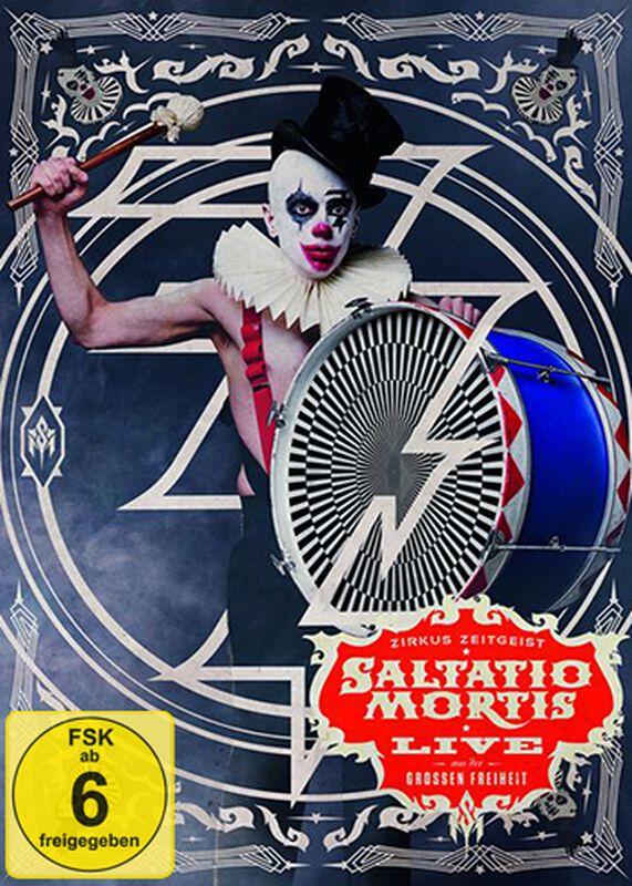 Zirkus Zeitgeist - Live aus der Großen Freiheit