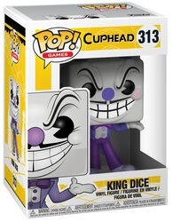 King Dice (Chase Edition Possible) Vinyl Figure 313