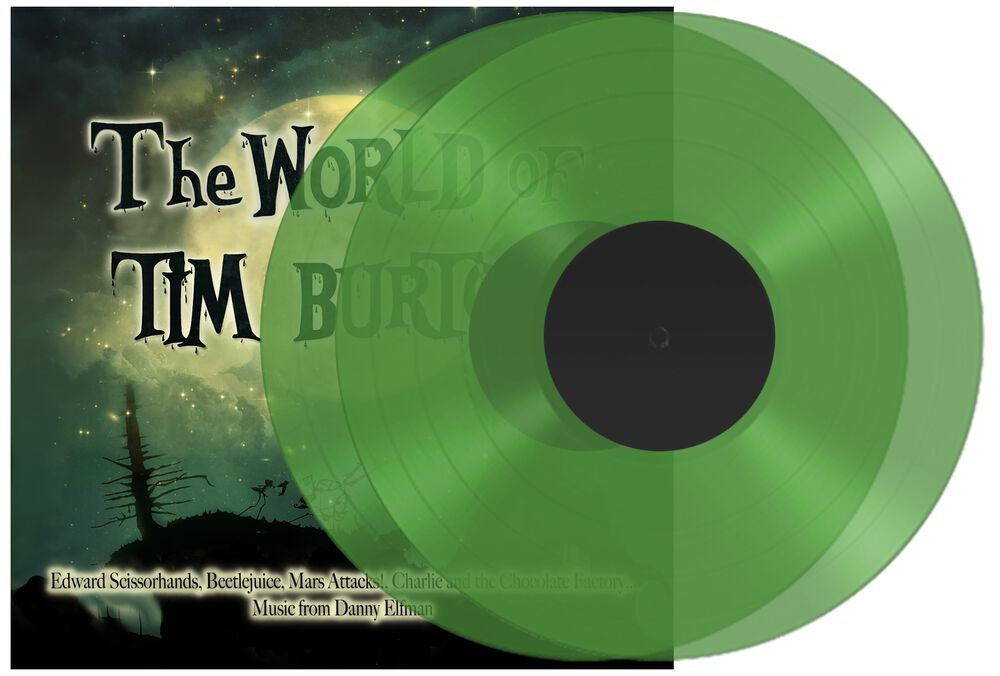Tim Burton The world of Tim Burton (Danny Elfman, Howard Shore, Stephen Sondheim)
