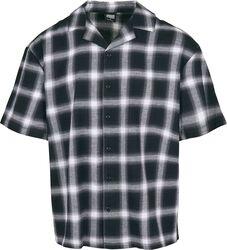 Loose Checked Resort Shirt