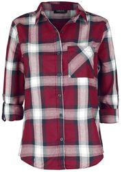 Ladies' Checkered Shirt