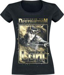 Loki - Permisson For Destruction