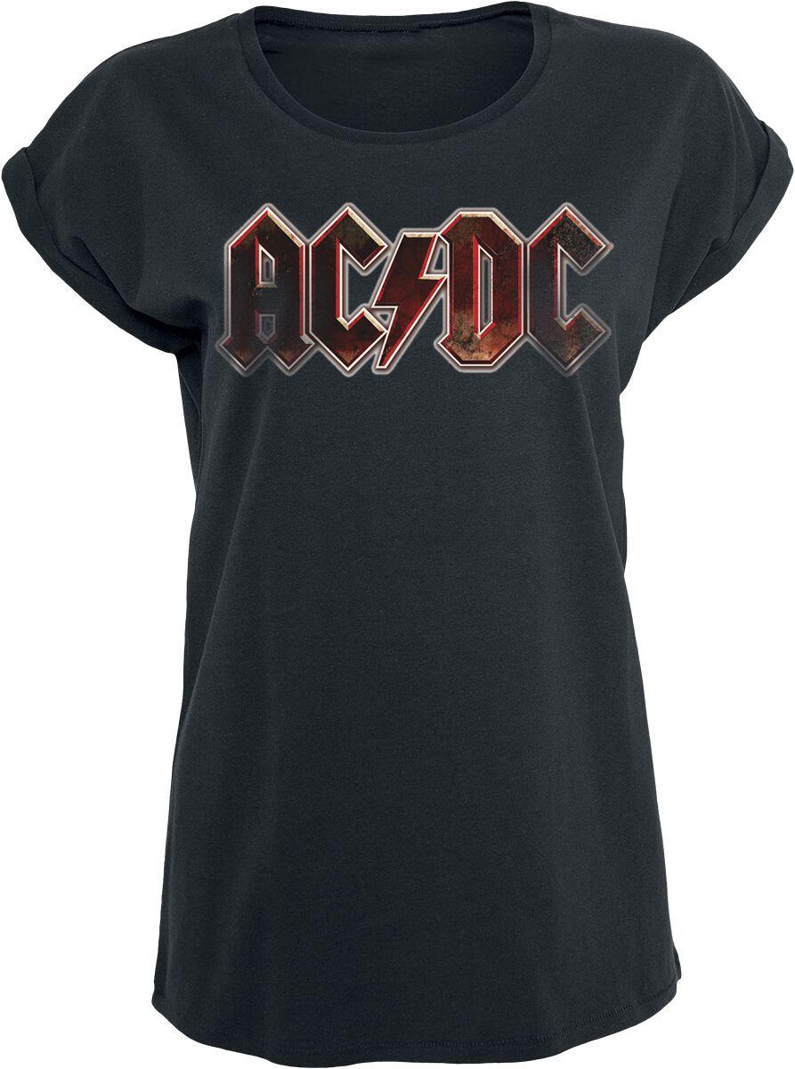 988ec5ed033 Voltage Logo | AC/DC T-Shirt | EMP