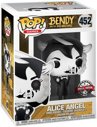 Bendy And The Ink Machine Alice Angel Vinyl Figure 452