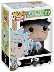 Rick Vinyl Figure 112