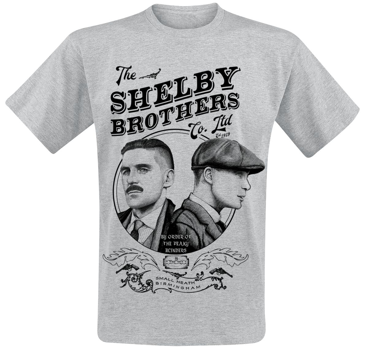 15e35dff Shelby Brothers. T-Shirt. 1 Reviews. More from Peaky Blinders - Gangs Of  Birmingham