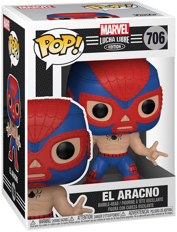 El Aracno - Marvel Luchadores - Vinyl Figure 706
