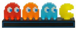 Pac-Man and Ghosts