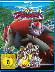 Pokémon 13 - Zoroark: Master of Illusions
